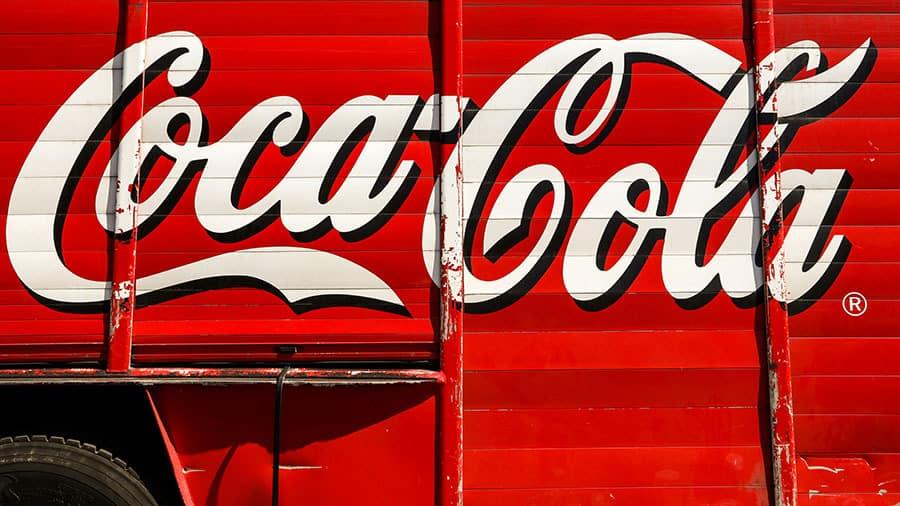Coca-Cola Company logo
