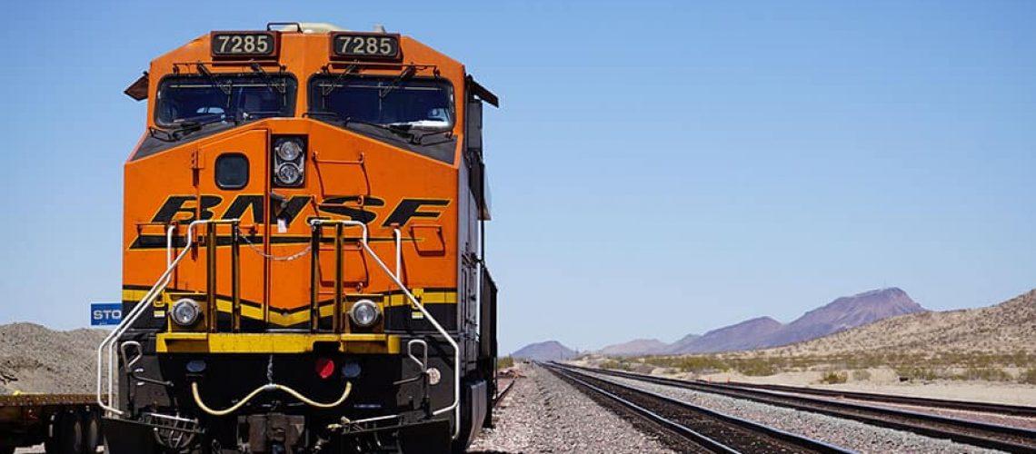 BNSF-juna
