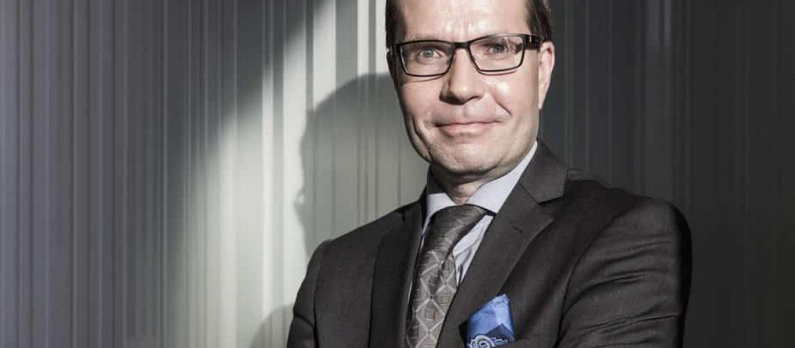 17.2.2016 Helsinki - sijoituskirjailija ja sijoittaja Mika Hyttinen